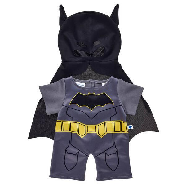 Rebirth Batman™ Costume for Plush Toys - Build-A-Bear Workshop®