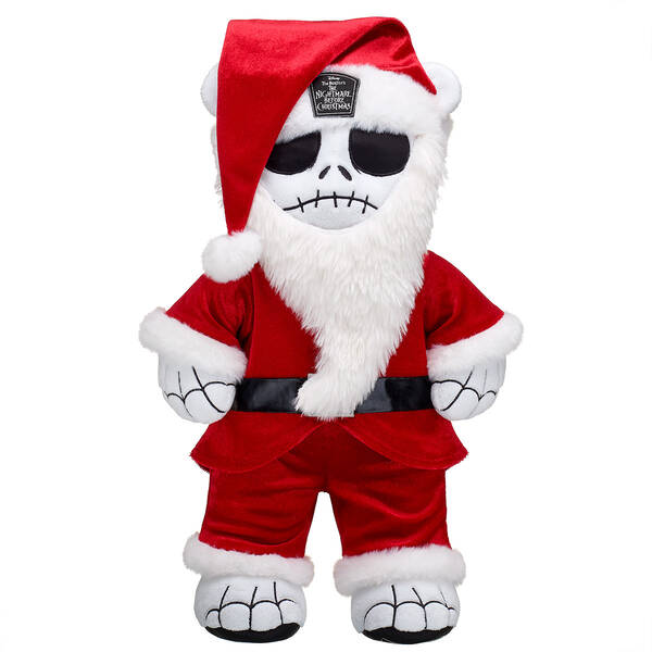 Disney Tim Burton's The Nightmare Before Christmas Jack Skellington Santa Suit Bundle, , hi-res