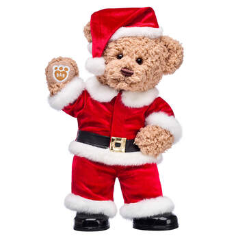 Timeless Teddy Santa Claus Gift Set, , hi-res