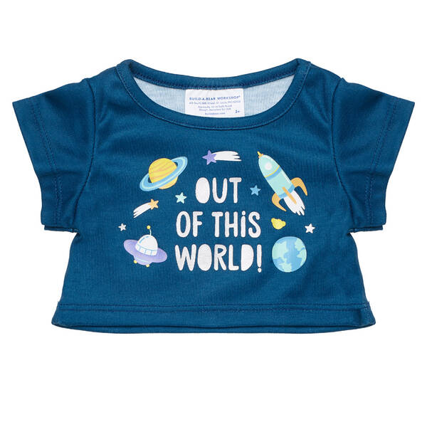 Online Exclusive Out of This World T-Shirt - Build-A-Bear Workshop®
