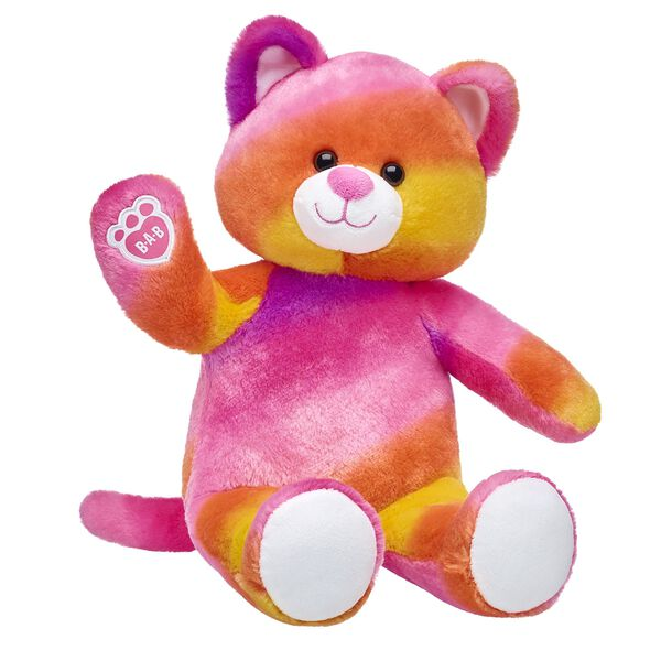 stuffed cats make a stuffed cat today build a bear