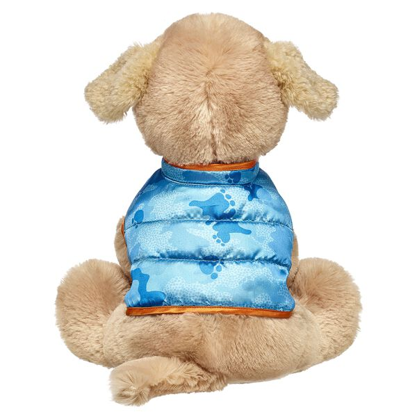 Keep your four-legged friend warm when its chilly by adding this cool puffer vest! Personlize a furry friend to make the perfect gift. Shop online or visit a store near you!