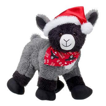 Online Exclusive Baby Goat Santa Gift Set, , hi-res