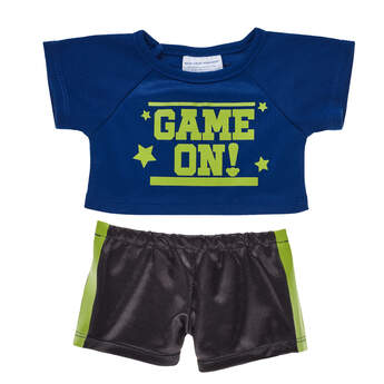 Game On Outfit 2 pc. - Build-A-Bear Workshop®