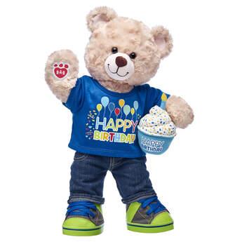 Happy Hugs CeleBEARate Happy Birthday Gift Set, , hi-res