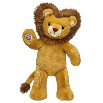 Lovable Lion - Build-A-Bear Workshop®
