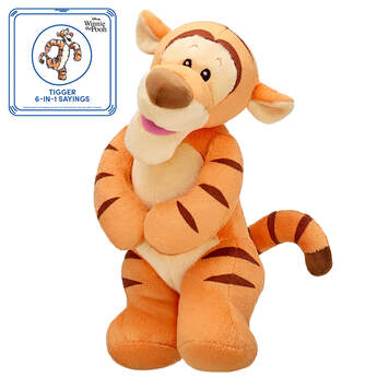Online Exclusive Tigger Gift Bundle with Sound, , hi-res