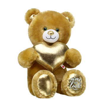 Online Exclusive Lucky Hugs Gold Gift Set, , hi-res