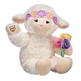 Vanilla Swirls Lamb Easter Gift Set, , hi-res