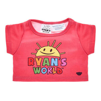 Ryan's World™ T-Shirt - Build-A-Bear Workshop®