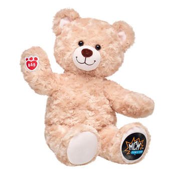 MCM Comic Con Happy Hugs Teddy - Build-A-Bear Workshop®