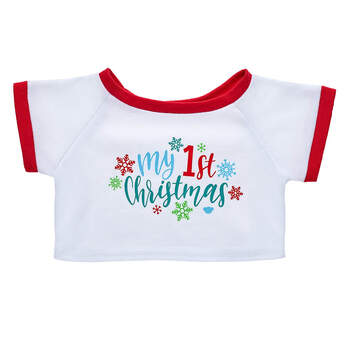 First Christmas T-Shirt - Build-A-Bear Workshop®
