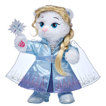 Disney Frozen 2 Snowflake Wristie - Build-A-Bear Workshop®