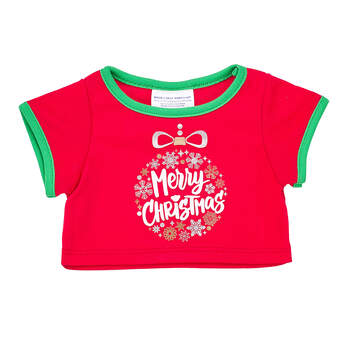 Merry Christmas T-Shirt - Build-A-Bear Workshop®