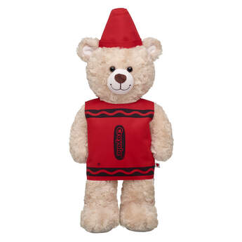 Red Crayola Crayon Costume - Build-A-Bear Workshop®