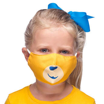 Child-Size Bear Face Mask - Build-A-Bear Workshop®