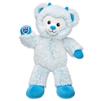 Online Exclusive Snow Monster Bear - Build-A-Bear Workshop®