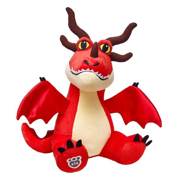 Train your own dragon! Hookfang is the heroic Monstrous Nightmare with a fiery temper - just like his hot-headed rider, Snotlout! Dress him in outfits and accessories to make the hottest gift for any Dragons fan!DREAMWORKS DRAGONS © 2016 DREAMWORKS ANIMATION LLC. ALL RIGHTS RESERVED.