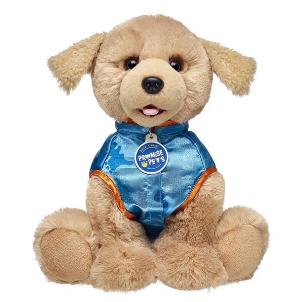 Promise Pets™ Blue Camo Puffer Vest, , hi-res