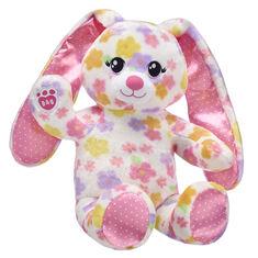 Spring Petals Bunny, , hi-res
