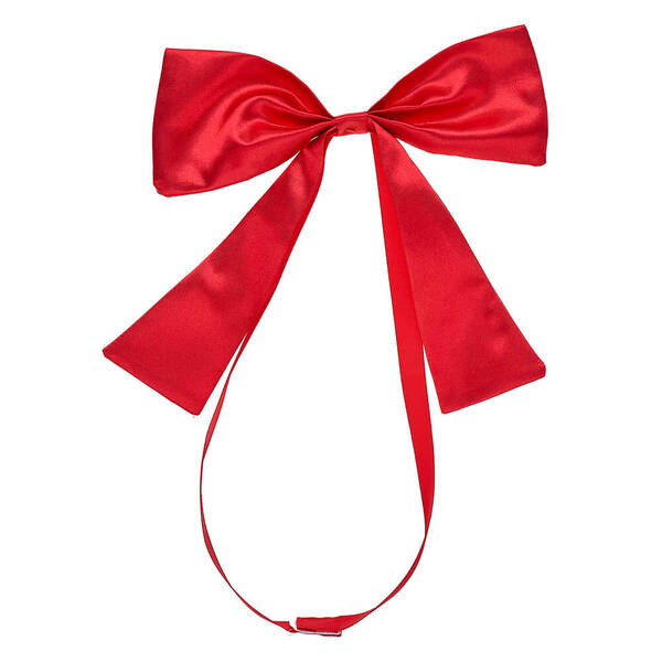 Online Exclusive Red Jumbo Gift Bow - Build-A-Bear Workshop®
