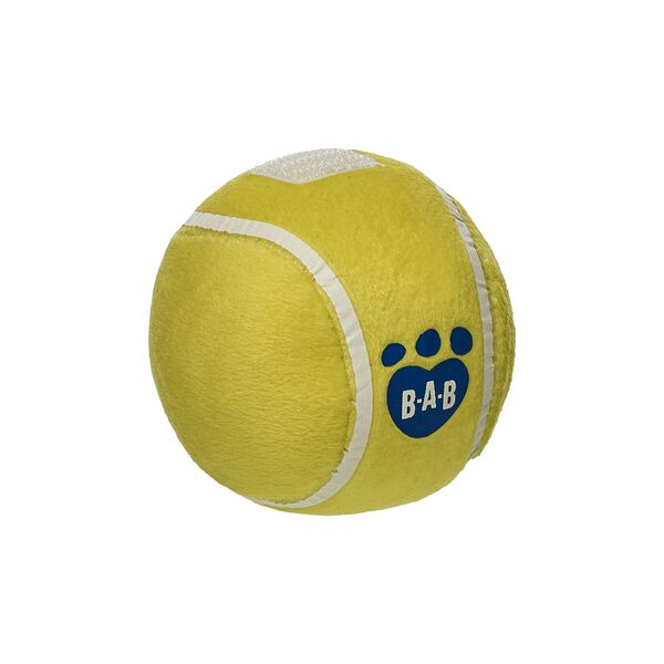 Fetch! Play ball with your Promise Pet. This Tennis Ball is the perfect toy for any pet. Plus, Promise Pets pups can even hold it in their mouths!