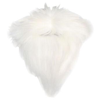 Dress up any furry friend with a Santa beard!