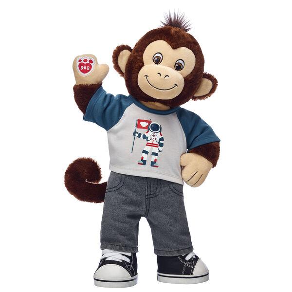 Smiley Monkey Back to School Gift Set, , hi-res