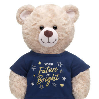 Online Exclusive Your Future Is Bright T-Shirt - Build-A-Bear Workshop®