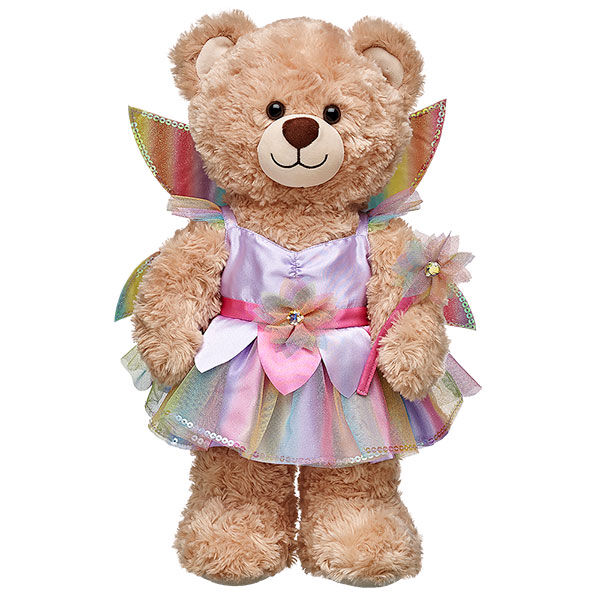 Rainbow Fairy Costume 2 pc., , hi-res