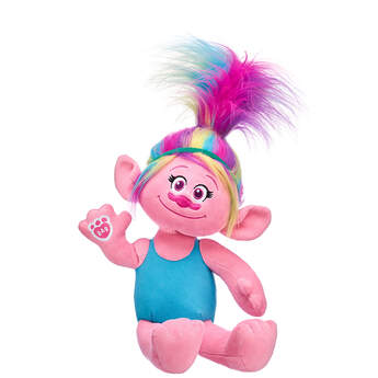 DreamWorks Trolls Poppy - Build-A-Bear Workshop®