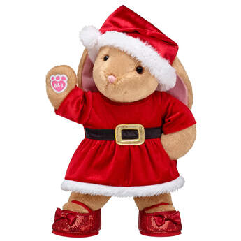 Pawlette™ Santa Dress Gift Set, , hi-res