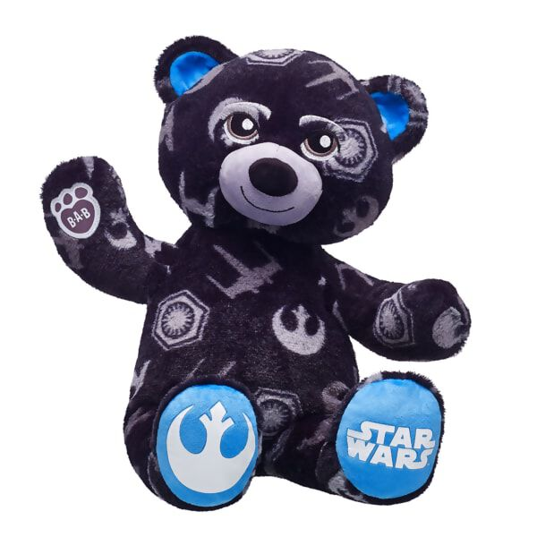 Star Wars™ Dark Side vs. Light Side Bear, , hi-res