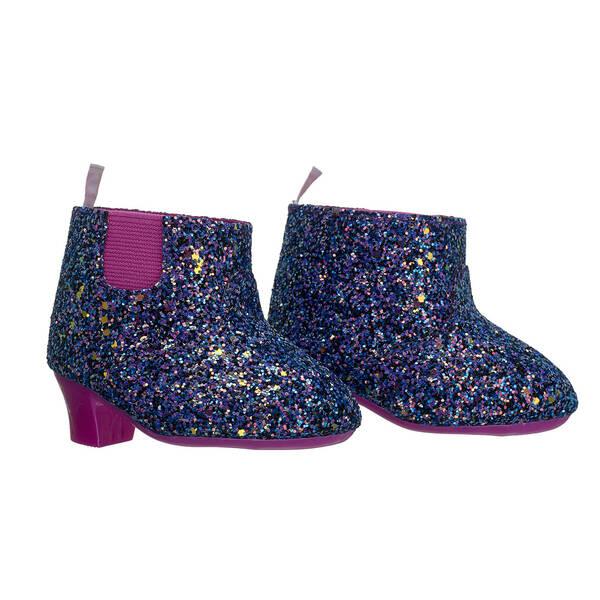 Glittery Boots - Build-A-Bear Workshop®
