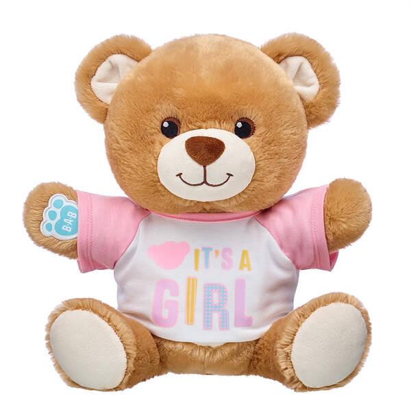 Little Cub Hugs Teddy Girl Gift Set, , hi-res