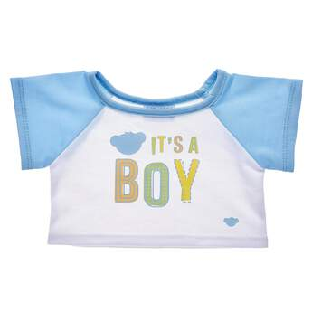It's A Boy T-Shirt - Build-A-Bear Workshop®