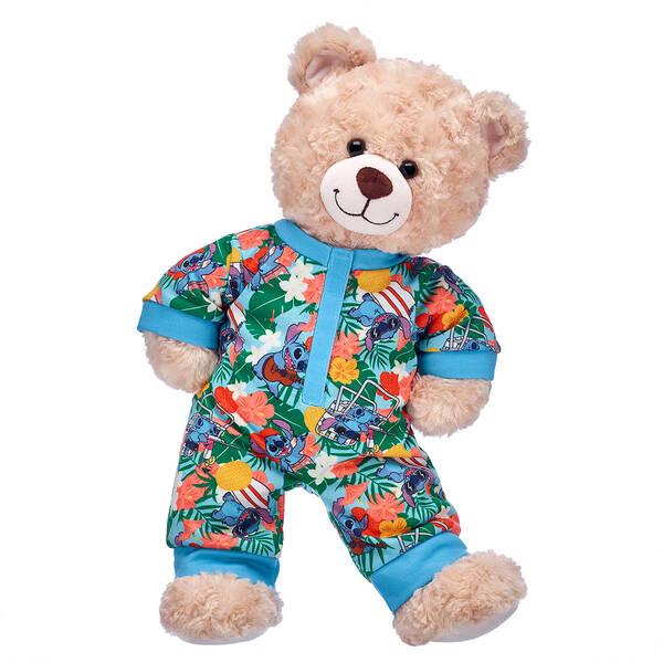 Happy Hugs Teddy & Disney's Stitch Sleeper Gift Set, , hi-res