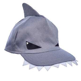 Shark Week Hat for Soft Toys - Build-A-Bear Workshop®