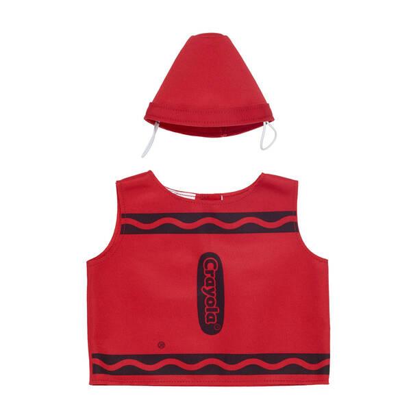 Red Crayola Crayon Costume - Build-A-Bear Workshop®