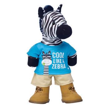Online Exclusive Wild Zebra Gift Set, , hi-res