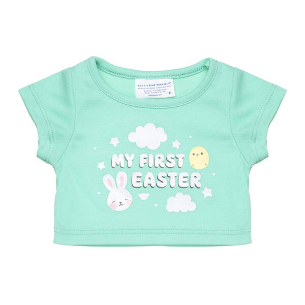 Online Exclusive My First Easter T-Shirt - Build-A-Bear Workshop®