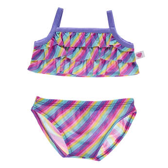 Rainbow Sparkle Bikini - Build-A-Bear Workshop®