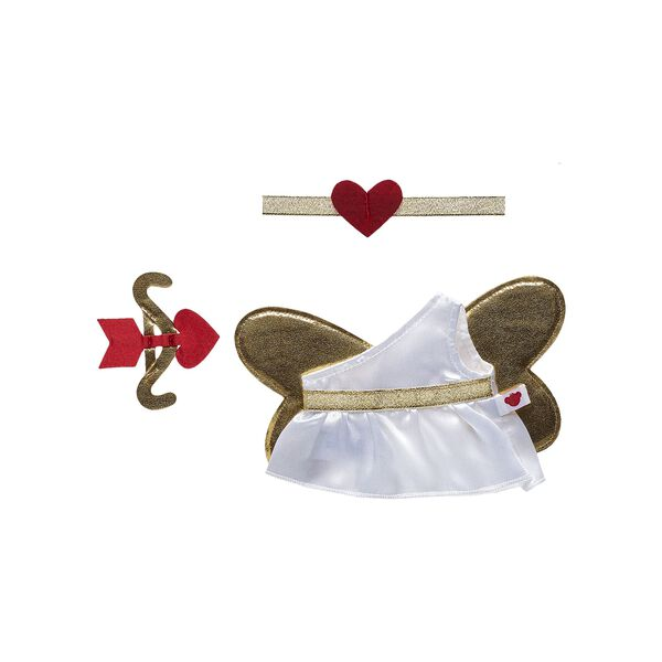 Build-A-Bear Buddies™ Cupid Costume Set 3 pc., , hi-res