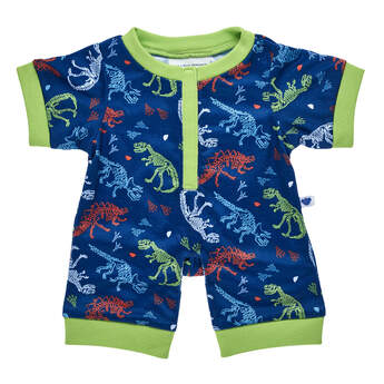 b3b472064c12 Your furry friend can stomp off into a prehistoric dreamland with this cute  dinosaur ...
