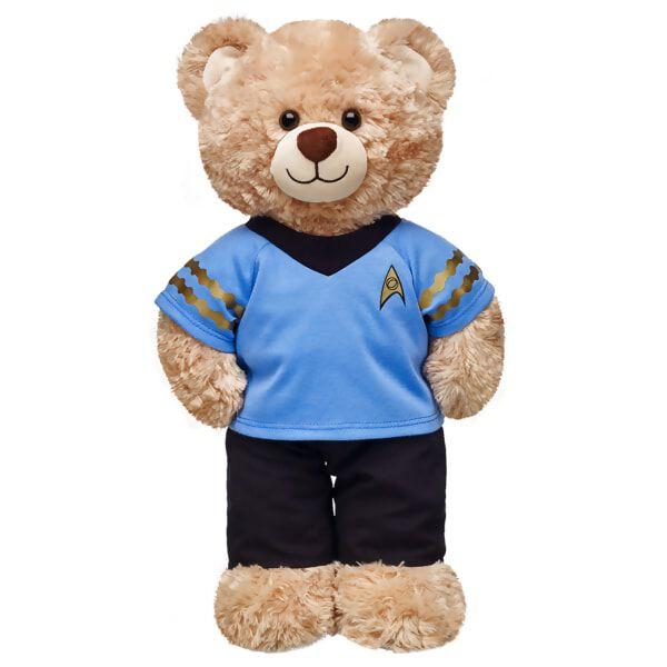 Star Trek Blue Uniform 2 pc., , hi-res