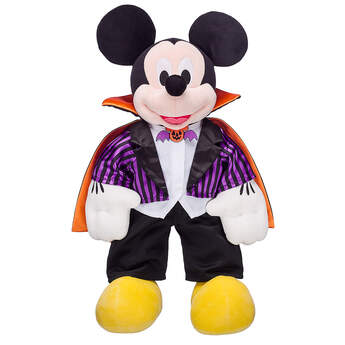 Online Exclusive Disney Mickey Mouse Vampire Costume - Build-A-Bear Workshop®