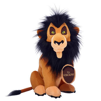 Disney The Lion King Scar - Build-A-Bear Workshop®