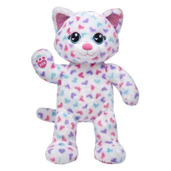 This precious plush kitty comes with a sweet sugar scent! Find stuffed animals, clothing & accessories for any occasion at Build-A-Bear.