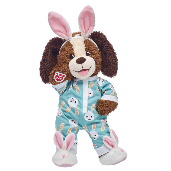 Playful Pup Easter Bunny Gift Set, , hi-res