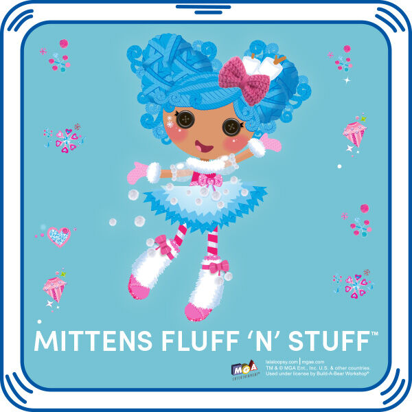 Mittens Fluff 'N' Stuff™ 4-in-1 Sayings, , hi-res